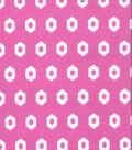 Quilter\u0027s Showcase Fabric -Opera Mauve Geometric