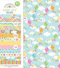 Doodlebug Design 12\u0027\u0027x12\u0027\u0027 Paper Plus Value Pack-Spring