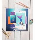 DCWV 36 pk 12\u0027\u0027x12\u0027\u0027 Premium Printed Cardstock Stack-Ocean Wonder