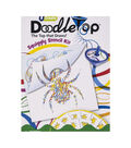 UCreate Doodletop Squiggly Stencil Kit-Bugs