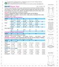 Kwik Sew Pattern K4157 Misses\u0027 Scoop-Neck High-Low Tops-Size XS-S-M-L-XL