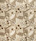 Home Decor 8\u0022x8\u0022 Fabric Swatch-Upholstery Fabric Eaton Square Gina Stone