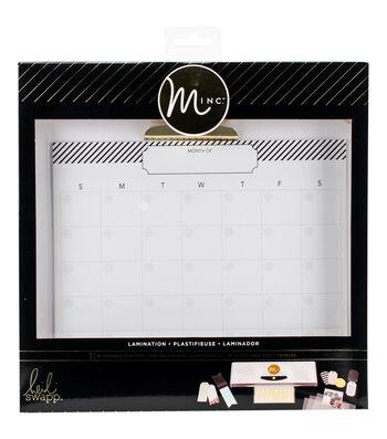 "Heidi Swapp Minc Lamination Clipboard Planner 11""X10"""