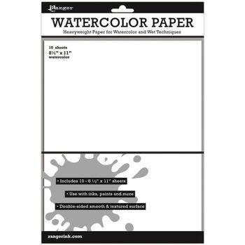 Ranger Surfaces Watercolor Paper