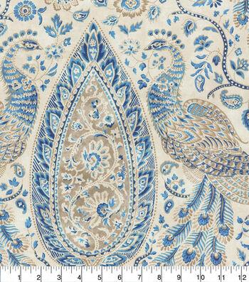 Waverly Upholstery Fabric 54''-Luna Jewel Tower