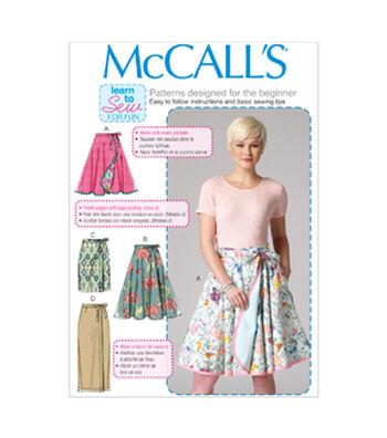 McCall's Misses Skirt-M7129