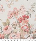 Robert Allen @ Home Print Swatch 55\u0022-Medley Blooms Blush