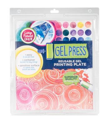 "Gel Press Gel Plate 12""X14"""