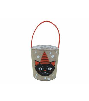 Maker's Halloween Trick-or-treat Bag-Cat