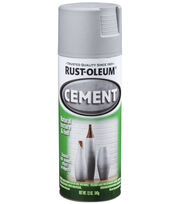 Rust Oleum Cement Finish Speciality Spray, , hi-res