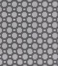 P/K Lifestyles Multipurpose Decor Fabric-Alden Charcoal