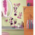 York Wallcoverings Peel & Stick Wall Decals-Minnie Fashionista