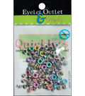 Eyelet Outlet Quicklets Round-Spring 2