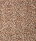 Home Decor 8\u0022x8\u0022 Fabric Swatch-Upholstery Fabric Eaton Square Gotham Ruby