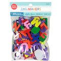 Little Makers Adhesive Foam Stickers-Alphabet