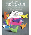 Dover Publications-Fun With Origami