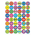 Success Phrases Mini Stickers 12 Packs
