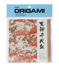 Aitoh Yuzen Red Origami Paper 8/Pkg