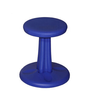 Kids Kore Wobble Chair-Blue