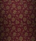 Home Decor 8\u0022x8\u0022 Fabric Swatch-Print Fabric Eaton Square Camden Scarlet