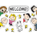 Peanuts Welcome Go-Arounds, 15 pieces/pkg, Set of 3 packs