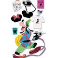 Jolee\u0027s Boutique 9 pk 3-Dimensional Stickers-Tourist Goofy
