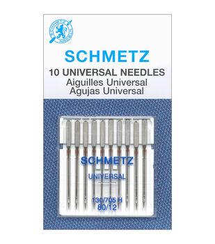 Universal Needle Sz 80 10 Ct