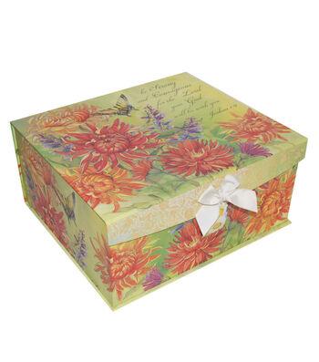 Organizing Essentials Extra Large Flip Top Box-Natures Grace