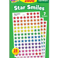 TREND superShapes Stickers Variety Pack-Star Smiles