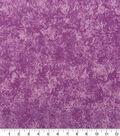 Wide Quilt Cotton Backing Fabric 108\u0022-Tonal Purple Blender