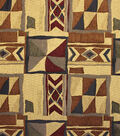 Home Decor 8\u0022x8\u0022 Fabric Swatch-Upholstery Fabric Barrow M6262-5399 Tribal