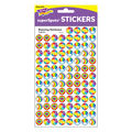 Beaming Rainbows superSpots Stickers 800 Per Pack, 12 Packs