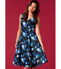 McCall\u0027s Pattern M7503 Misses\u0027 Sleeveless, V-Neck Dresses-Size 6-14