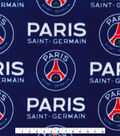 Paris Saint-Germain Football Club Fleece Fabric
