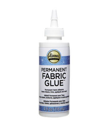 Aleene's 4 fl. oz. Permanent Fabric Glue