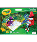 Crayola Giant Floor Pad 22\u0022X16\u0022-30 Sheets