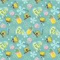 Spongebob Cotton Fabric-Spongebob Fun