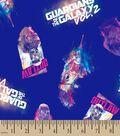Marvel\u0027s Guardians of the Galaxy Print Fabric- Star Lord Toss