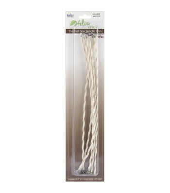 "Helix Wicks W/Clip 9"" 6/Pkg-Extra Large #60"