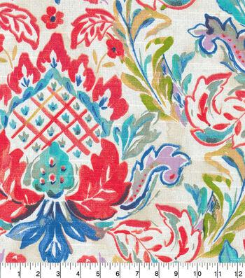 Kelly Ripa Home Multi-Purpose Decor Fabric 54''-Confetti Flying Colors