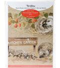 Pollyanna Pickering Sketch Book Ch.5 British Wildlife Kit-The Hedgehog