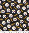 Pittsburgh Steelers Flannel Fabric-Tie Dye