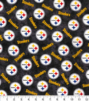 Pittsburgh Steelers Flannel Fabric-Tie Dye, , hi-res