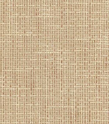 """Waverly Upholstery Fabric 55""""-Celine/Burlap"""
