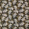 Super Snuggle Flannel Fabric-Gray Pinecones