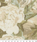 Kelly Ripa Home Upholstery Swatch 13\u0027\u0027x13\u0027\u0027-Seaglass Va Va Bloom