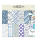 Authentique Collection Kit 12\u0022X12\u0022-Frosted