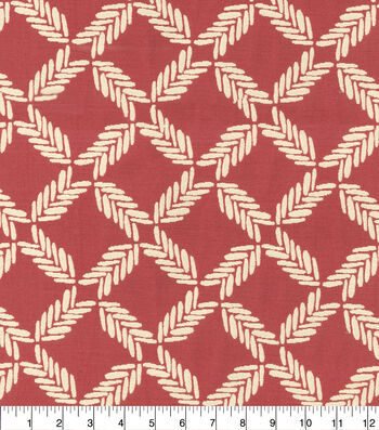 Ellen DeGeneres Multi-Purpose Decor Fabric 54''-Lookout Lattice Farmhouse