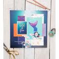 Park Lane 36 pk 12\u0027\u0027x12\u0027\u0027 Premium Printed Cardstock Stack-Ocean Wonder