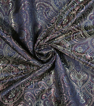 6a2b05d7149 Brocade Fabric -Wild Tapestry on Brown